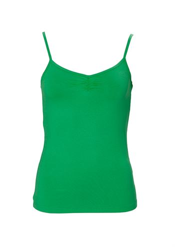 du Milde top Sally Basic Green