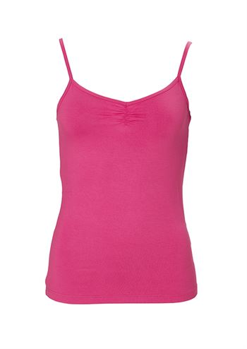 du Milde top Sally Basic Pink