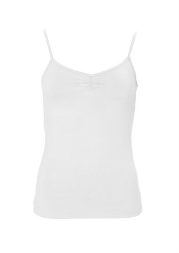 du Milde top Sally Basic White