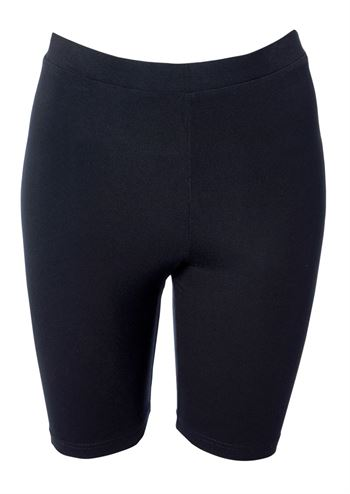 du Milde indershorts Biker Leggings Black