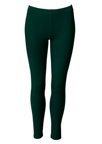 du Milde leggings long bottlegreen