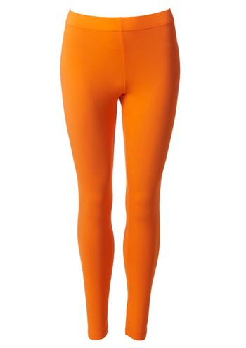 du Milde leggings long orange