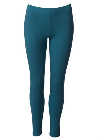 du Milde leggings long petrol