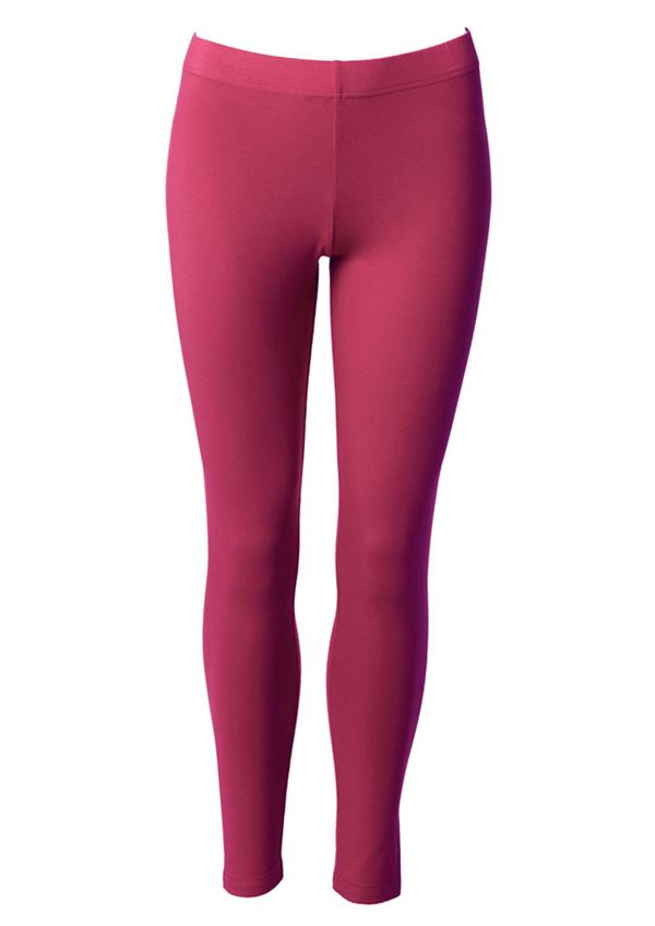 du Milde leggings long cerise