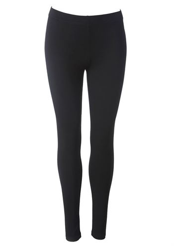 du Milde leggings long sort