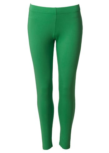 du Milde leggings long dark green