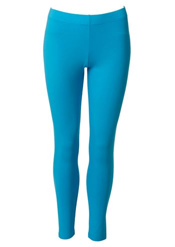 du Milde leggings long turkis