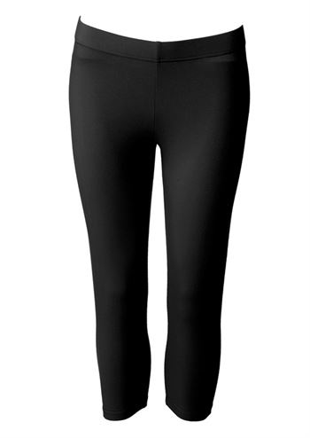 du Milde leggings short sort