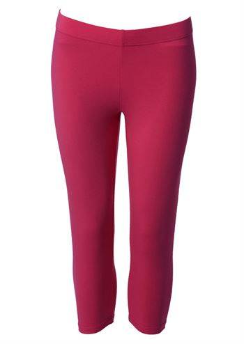du Milde leggings short cerise