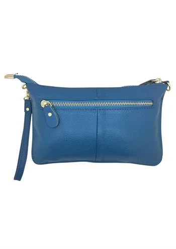 Just D'Lux clutch denim