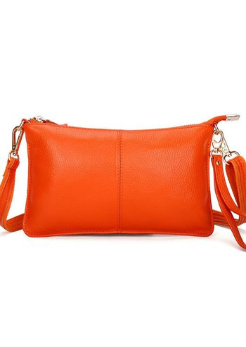 Just D'Lux clutch orange