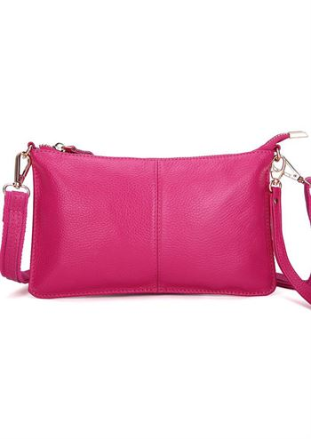 Just D'Lux clutch pink