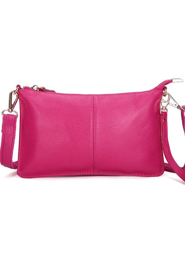 Just D\'Lux clutch pink