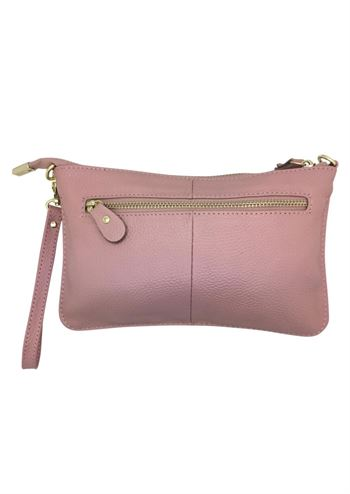 Just D'Lux clutch rose