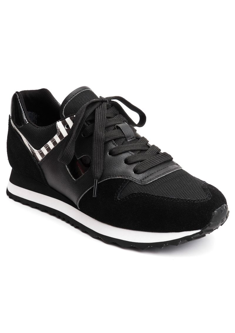 Lola Ramona sneakers SERENA REFEREE black