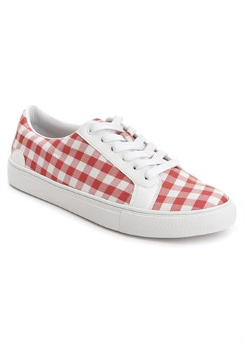 Lola Ramona sneakers TAMMY BELLA red gingham