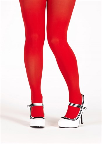 Margot loves tights OC real red no 1660