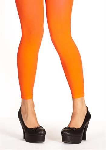 Margot Loves Leggings OC Profond Orange 1974