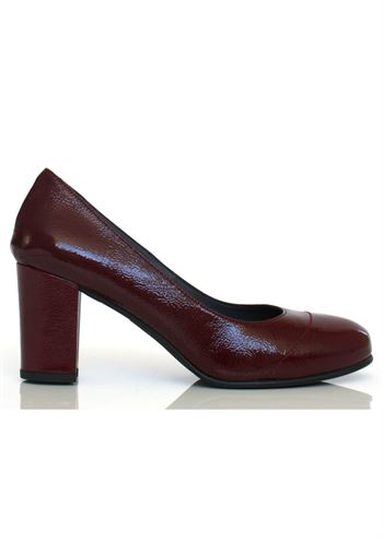 Nordic ShoePeople sko LIVA 23 wrinckle bordeaux