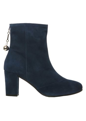 Nordic ShoePeople sko LIVA16 Suede Orion Blue